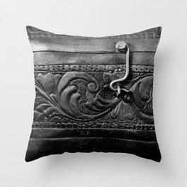 Fantine (Vintage) Throw Pillow