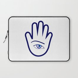 Hand of a fortune teller Laptop Sleeve