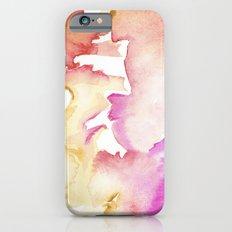 pink wash Slim Case iPhone 6s