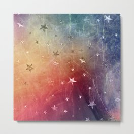 Starry emergence Metal Print