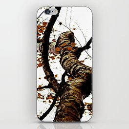 Dancer iPhone Skin