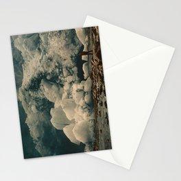 """""""Kjenndalsbreen Glacier Norway"""" Stationery Cards"""