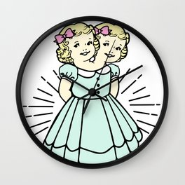 All The Best People Wall Clock