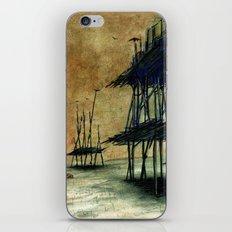 Yeryüzünde arta kalanlar iPhone & iPod Skin