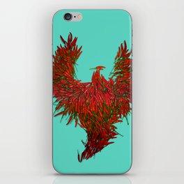 Hot Wings! iPhone Skin