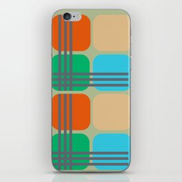 Color Cubes iPhone Skin