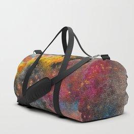 Outside the Galactic Box Duffle Bag