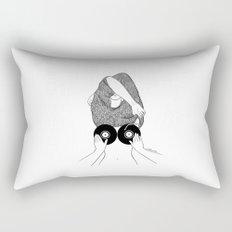 Sound Making Rectangular Pillow