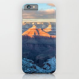 Evening at Grand Canyon iPhone Case