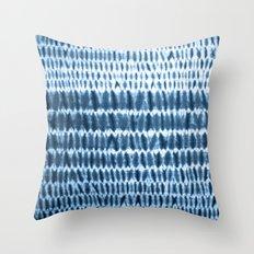 INDIGO N1 Throw Pillow