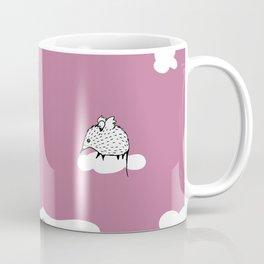 Flying Mouse by Amanda Jones Coffee Mug