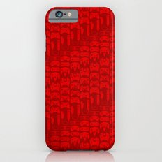 Video Game Controllers - Red iPhone 6s Slim Case