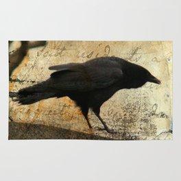 Crow Caws Rug
