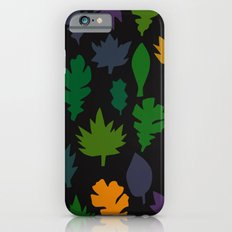 leaf pattern iPhone 6s Slim Case