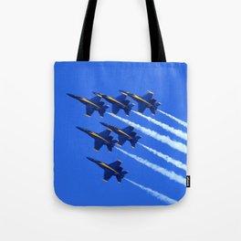 6 Angels Tote Bag