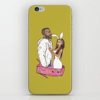 minaj iPhone & iPod Skins featuring pills and potions. by Late Bloomer