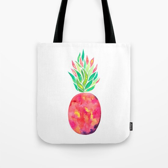 Pineapple Flare Tote Bag