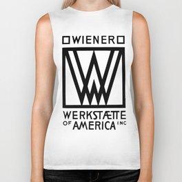 Wiener Werkstaette of America Biker Tank
