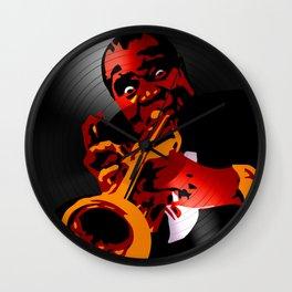 Vinyl No.2 Wall Clock