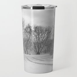 Man vs. Nature 1 Travel Mug