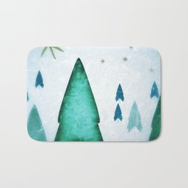 Night Before Christmas Bath Mat