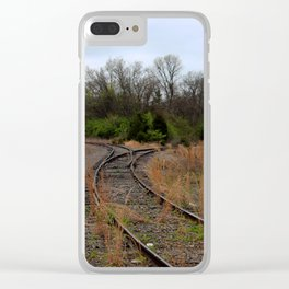 The Switch Clear iPhone Case