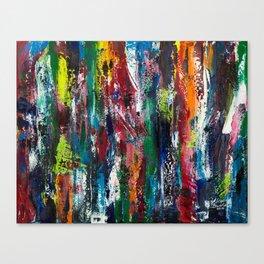 """Traveling Souls"" Canvas Print"