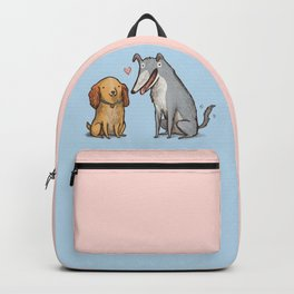 Lady & the Tramp Backpack