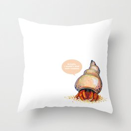 Truth Be Told Throw Pillow