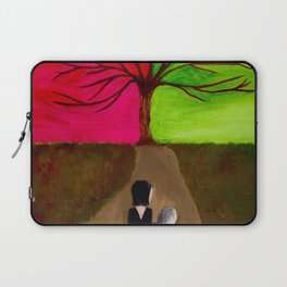 path to nowhere Laptop Sleeve