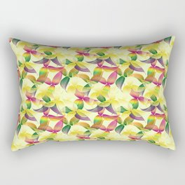 tropical transparences Rectangular Pillow