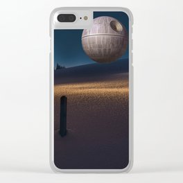 The Visit Clear iPhone Case