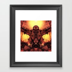 3:33 - The First Thousand Years cover Framed Art Print