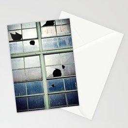 Broken Cross Stationery Cards