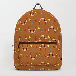 Reindeer Block - Limited Edition Backpack