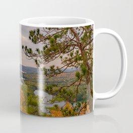 Eagle cliff pines Coffee Mug