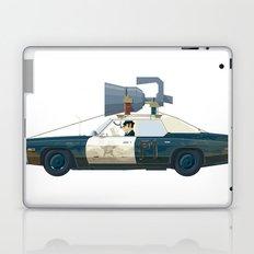 The Blues Brothers Bluesmobile 3/3 Laptop & iPad Skin