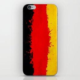 Germany iPhone Skin