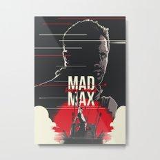 Mad Max - fury road Metal Print