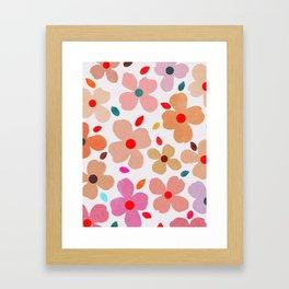 dogwood 3 Framed Art Print