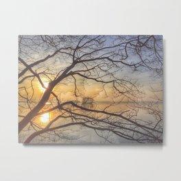 Prinzeninsel I – Just a Mirror for the Sun Metal Print