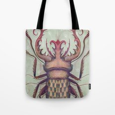 Entomology Tab. VII Tote Bag
