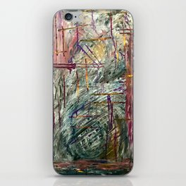 texture Passion iPhone Skin