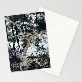 Floating Twigs Stationery Cards
