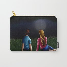 Beneath the Moon Carry-All Pouch