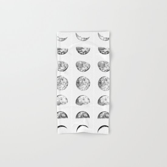 The Moon Hand & Bath Towel