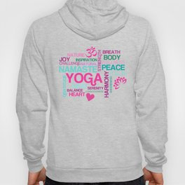 Benefits of Yoga Hoody