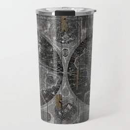 Treasure Map Travel Mug