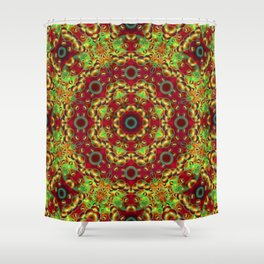 Psychedelic Visions G33 Shower Curtain