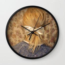 Phat wemin Wall Clock